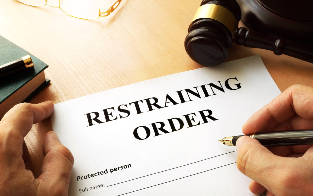 Receiving a Domestic Violence Protective Order